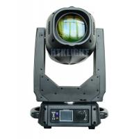 Buy cheap 20CH LED Beam Moving Head Light 380 W MSD Osram 0 - 100% Linear Dimmer from wholesalers
