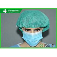 Buy cheap Nursing Round Disposable Surgical Caps / Surgical Scrub Hats, 21'' from wholesalers