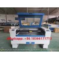 Buy cheap Hiwin rail Reci laser tube nonmetal cnc laser machine / laser cutting machine 1390 from wholesalers