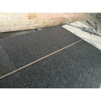 Buy cheap China natural stone Padang Grey, Dark Grey granite G654 cheap granite stairs,high Polished Step&Riser from wholesalers