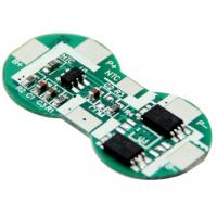 Buy cheap 2S2A Battery Protection Circuit Board (PCB) For 6.4V LiFePO4 Battery Packs from wholesalers