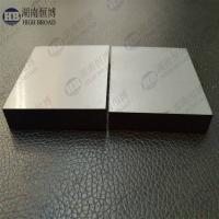 Buy cheap 99.9% Pure SIC Ceramic Tiles / Silicon Bulletproof Ceramic Plates Boron Carbide Plates from wholesalers