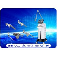 Buy cheap Skin Surgical CO2 Laser Beauty Salon Equipment For Wrinkles / Tattoo Remove from wholesalers