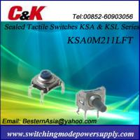 Buy cheap C&K KSA0M911 Sealed Tact Switch(KSA & KSL Series) from wholesalers