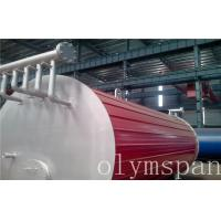 Buy cheap Industrial Coal Fired Thermal Heating Oil Boiler Replacement , Steel Tube product