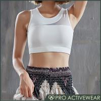 Buy cheap Best Selling New design fashion black sport bra high impact sports bra from wholesalers