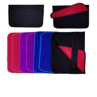 Buy cheap Unique Neoprene Laptop Sleeve Case 17 Inch Flip Style With Elastic Band product