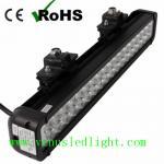 Buy cheap DOUBLE SIDE 108W LED WORK LIGHT BAR BEACON LIGHT WARNING STROBE LIGHT AMBER from wholesalers