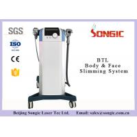 Buy cheap BTL Exilis Delivers Advance RF for Body Shaping & skin Tightening machine from wholesalers