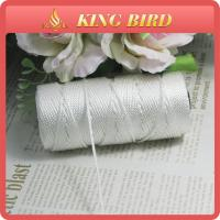 Buy cheap Customize 210D Polyester Industrial Yarn high tensile for Hand Knitting from wholesalers