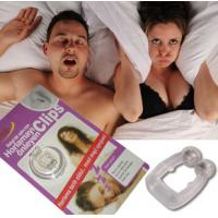 Buy cheap SNORE FREE NOSE CLIP Anti- Snoring Aid Snore Stopper Stop Nose Clip Device from wholesalers