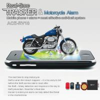 Buy cheap RFV10 Remote-Control Motorcycle Security AGPS LBS Tracker W/ web tracking & Alarm by SMS from wholesalers