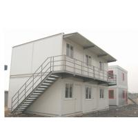 Buy cheap Two Floor 20ft Modular Container House For Workers Living On Construction Site from wholesalers