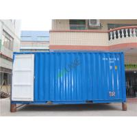 Buy cheap Mobile Containerized Water Treatment Plant Water Purification 20FT / 40 FT Capacity from wholesalers
