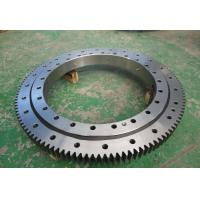 Buy cheap China slewing bearing, slewing ring manufacturer, turntable bearing for machinery swing bearing from wholesalers