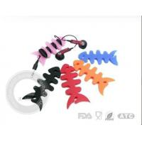 Buy cheap Silicone cable winder ,silicone bracelet supplier from wholesalers