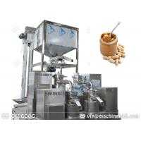 Buy cheap Henan GELGOOG Industrial Nut Butter Grinder , High Automation Peanut Butter Processing Machine from wholesalers