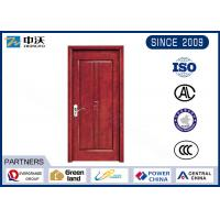 Buy cheap Architectural Design Garage Fireproof Interior Door Strong Three Dimensional Sense from wholesalers