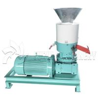 Buy cheap Commercial Wood Pellet Making Machine Making Pellets For Pellet Stove from wholesalers