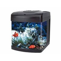 Buy cheap SANVI K7 Bow Front Glass Aquarium from wholesalers