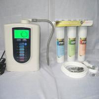 Buy cheap Three Stage Filter Natural Alkaline Water Filter Separates Water Into Alkaline from wholesalers