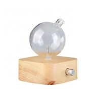 Buy cheap Solid wood base Cold air aroma diffuser with LED light from wholesalers