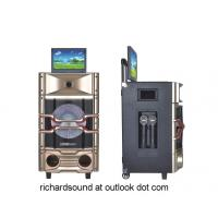 Buy cheap professional Karaoke speaker system & active speaker with DVD player/party light/LCD screen from wholesalers