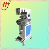 Buy cheap HP-125 Pneumatic 2 color semi-auotmatic pad printer machine with shuttle from wholesalers