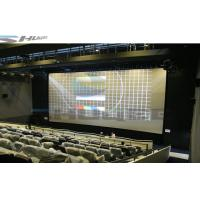 Buy cheap 3D / 4D / 5D / 6D Cinema , Movie Motion Theater Chair Seat System For Indoor product