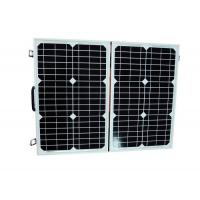 High End 2*20W Folding Solar Panels Portable With ...