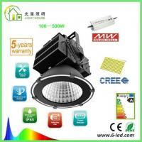 Buy cheap High PF 300w High Bay LED Lighting CRI 80 With 5 Years Warranty , CREE Chip product