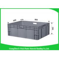 Buy cheap Heavy Duty Plastic Boxes Long Service Life , Large Plastic Storage Containers PP from wholesalers