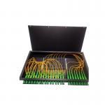Buy cheap 1U Fiber Optic Odf 1X2 Splitter Rack Mount Patch Panels from wholesalers