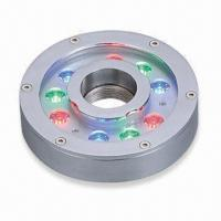 Buy cheap LED Underwater Spotlight with 3W Power, LED Pool, Underwater Fountain Lights are Available from wholesalers