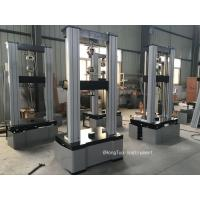 Buy cheap 300kn Universal Testing Machine With Strong Anti Interference Ability from wholesalers