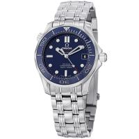 Buy cheap Omega Watch Men's 212.30.36.20.03.001 'Seamaster300' Blue Dial Stainless Steel Automatic from wholesalers