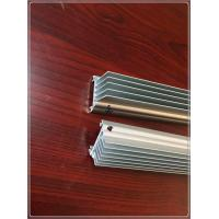 Buy cheap Anodizing Process Heat Sink Aluminum Profiles With LED Heat Sink Aluminum Alloy from wholesalers
