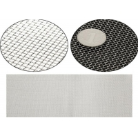 Buy cheap 24x24 Mesh Count 0.3mm 1x30m Stainless Steel Wire Mesh Filter from wholesalers