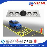 Buy cheap Car Explosive Detection Under Vehicle Surveillance System For Border , Building Entrance from wholesalers