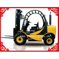 Buy cheap 2.5T OFF-ROAD FORKLIFT TRUCK CPCD25 from wholesalers