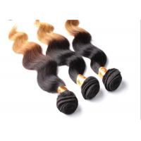 Buy cheap Body Wave Two tone color hair extensions , Brazilian Grade 7A Virgin Hair from wholesalers