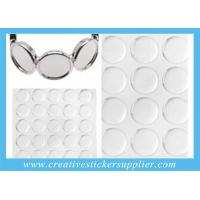 Buy cheap 20mm Clear Epoxy Sticker For Charm Bracelet product