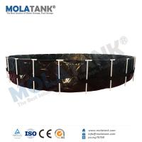 Buy cheap Molatank Soft RAS Fish Farming Water Tank with Ornaments and Air Blower on Hot Sale from wholesalers