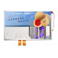 Buy cheap Resistance Touch Screen Mini LCD Screen , 3.3V Digital Interface 800 * 480 TFT LCD Module from wholesalers