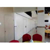 Banquet Hall Interior Acoustic Wall Movable Partition Sound Proof