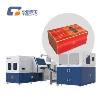 Buy cheap Fully Automatic Cigarette Box Making Machine TG-CA45P from wholesalers