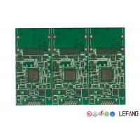 Buy cheap 1.0mm 4 Layers Contract Manufacturing PCB Assembly , Lead Free HASL HDI PCB from wholesalers