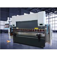 Buy cheap 175 Ton CNC Press Brake Machine High Precision For Alloy / Carbon Steel from wholesalers