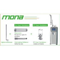 Buy cheap RF USA Tube Fractional CO2 Laser Treatment Machine for Skin Care from wholesalers