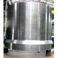 Buy cheap EN, DIN, GB Heavy Forging, Carbon Magnetic Steel Forged Roller For Pressure Vessel 250 ton product